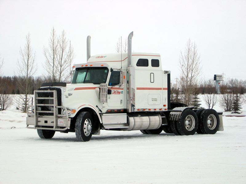 Western & Northern Canada Truck Load Carrier
