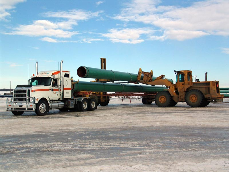 Oilfield & Pipeline Delivery
